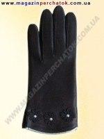 Модель № 215 Перчатки женские из натуральной кожи без подкладки. Кожа производства Италии.