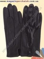 Модель № 252 Перчатки женские из натуральной кожи без подкладки. Кожа производства Италии.