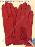 Модель № 253 Перчатки женские из натуральной кожи без подкладки. Кожа производства Италии.