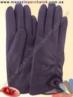 Модель № 420 Перчатки женские из натуральной кожи на шерстяной подкладке. Кожа производства Италии.