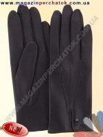 Модель № 427 Перчатки женские из натуральной кожи на шелковой подкладке. Кожа производства Италии.