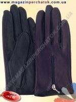Модель № 435 Перчатки женские из натуральной кожи без подкладки. Кожа производства Италии.