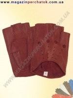 Модель № 315 Перчатки женские из натуральной кожи без подкладки. Кожа производства Италии.
