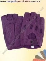 Распродажа. Перчатки женские из натуральной кожи без подкладки. Кожа производства Италии. Модель № 245