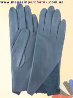 Модель № 259 Перчатки женские из натуральной кожи без подкладки. Кожа производства Италии.