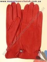 Модель № 300 Перчатки женские из натуральной кожи без подкладки. Кожа производства Италии.