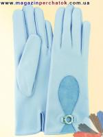 Модель № 151 Перчатки женские из натуральной кожи без подкладки. Кожа производства Италии.
