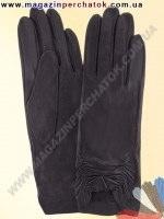 Модель № 004 Перчатки женские из натуральной кожи без подкладки. Кожа производства Италии.