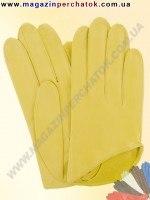 Модель № 316 Перчатки женские из натуральной кожи без подкладки. Кожа производства Италии.