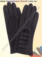 Модель № 322 Перчатки женские из натуральной кожи без подкладки. Кожа производства Италии.