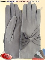 Модель № 456 Перчатки женские из натуральной кожи на шерстяной подкладке. Кожа производства Италии.
