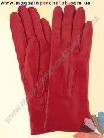 Модель № 036 Перчатки женские из натуральной кожи на шерстяной подкладке. Кожа производства Италии.