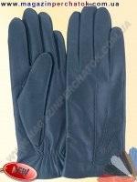 Модель № 462 Перчатки женские из натуральной кожи на шерстяной подкладке. Кожа производства Италии.