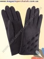 Модель № 041 Перчатки женские из натуральной кожи на шерстяной подкладке. Кожа производства Италии.