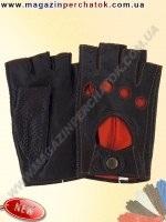 Модель № 471 Перчатки спортивные из натуральной кожи. Кожа производства Италии.
