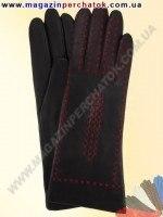 Модель № 047 Перчатки женские из натуральной кожи на шерстяной подкладке. Кожа производства Италии.