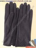 Модель № 143 Перчатки женские из натуральной кожи на шерстяной подкладке. Кожа производства Италии.